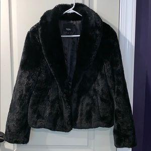 MOSSIMO Faux Fur Women's Coat